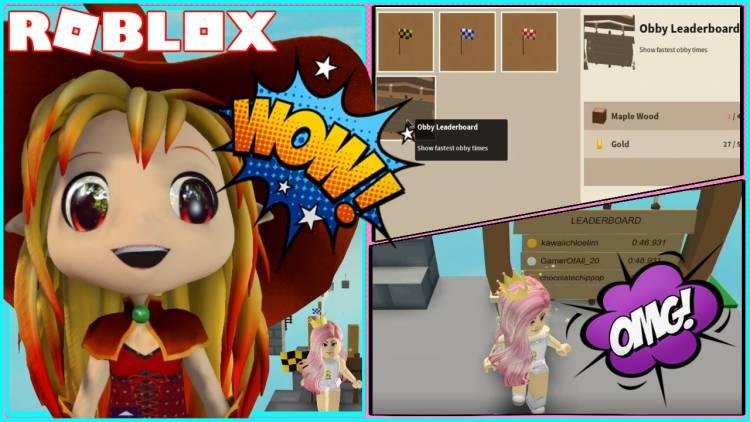 Roblox Islands Gamelog - August 18 2020
