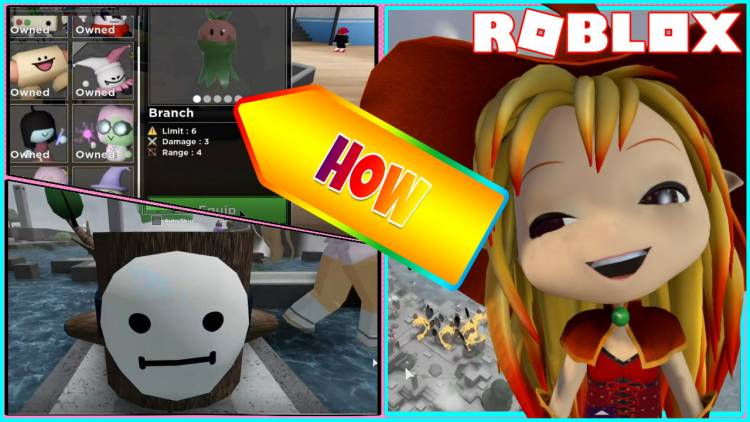 Roblox Tower Heroes Gamelog - September 02 2020