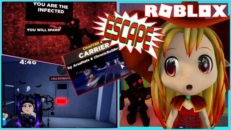Roblox OutBreak Gamelog - October 03 2020