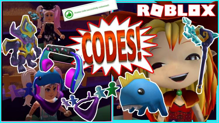11 New and Working Roblox Promo Codes for free Virtual Items Gamelog - October 05 2020
