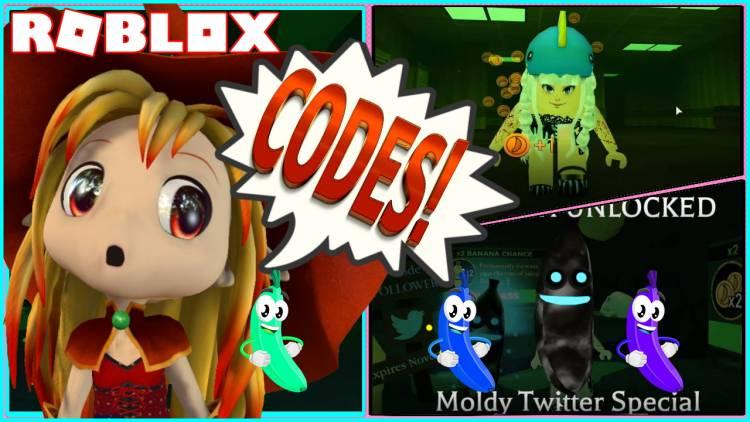 Roblox Banana Eats Gamelog - October 16 2020