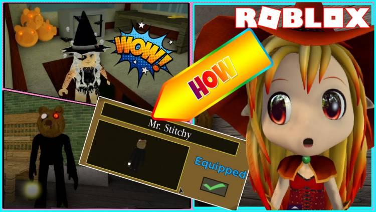 Roblox Piggy Spooky Hunt Event Gamelog - October 19 2020