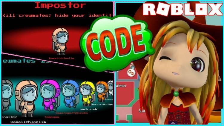 Roblox Amongst Us Gamelog - November 30 2020