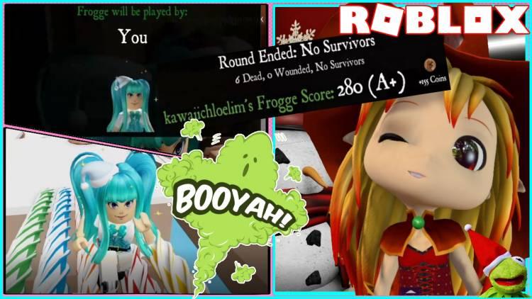 Roblox Froggie Gamelog - December 16 2020