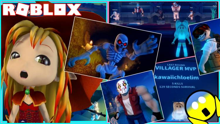Roblox Fright Night Gamelog - January 28 2021