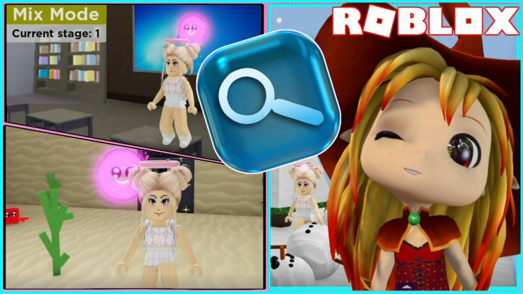 Roblox Find The Button V2 Gamelog - February 24 2021