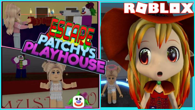 Roblox Patchy's Playhouse Gamelog - March 09 2021