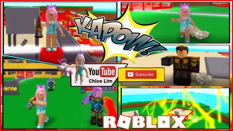 Roblox 2 Player Superhero Tycoon Gamelog - July 19 2018