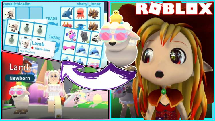 Roblox Adopt Me Gamelog - May 01 2021
