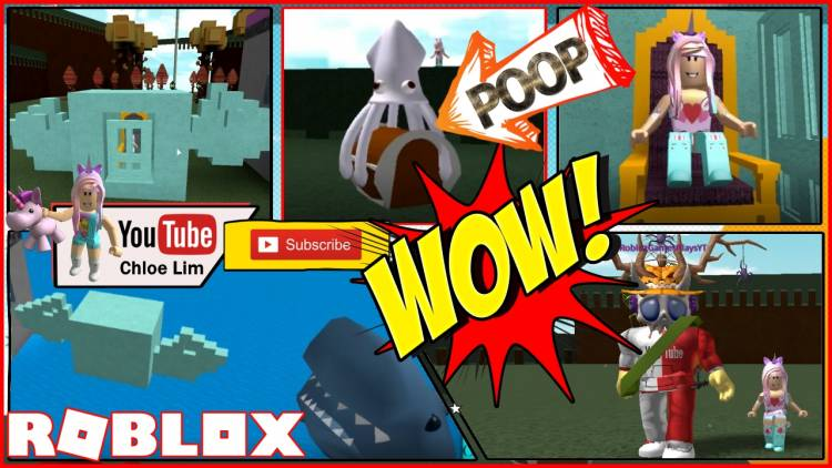 Roblox Build A Boat For Treasure Gamelog - November 8 2018