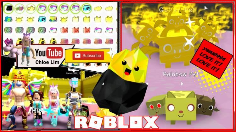 Roblox Pet Simulator Gamelog - November 11 2018 - Blogadr! Free