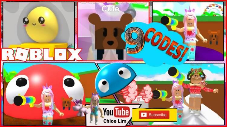 Codes For Balloon Simulator On Roblox Roblox Blob Simulator Gamelog November 13 2018 Free Blog Directory