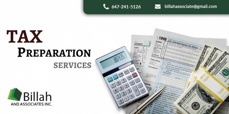 Hire Professional Taxation Services for Your Tax Filing in Canada