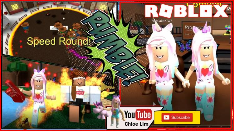Roblox Epic Minigames Gamelog - January 27 2019