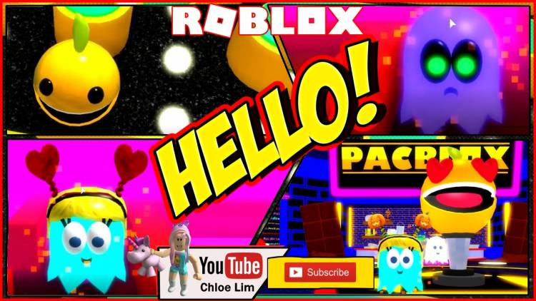 Roblox Pac-Blox Gamelog - February 6 2019
