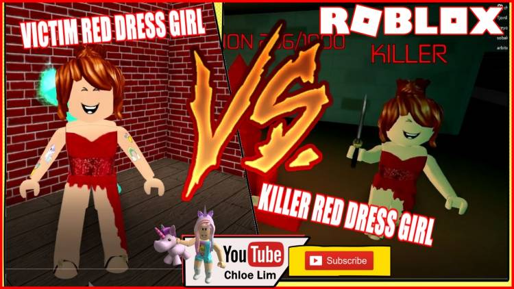 Roblox Outfits Girl Free Roblox Survive The Red Dress Girl Gamelog February 17 2019 Free Blog Directory