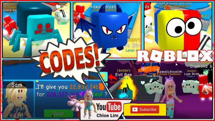 Roblox Bubble Gum Simulator Gamelog - March 5 2019