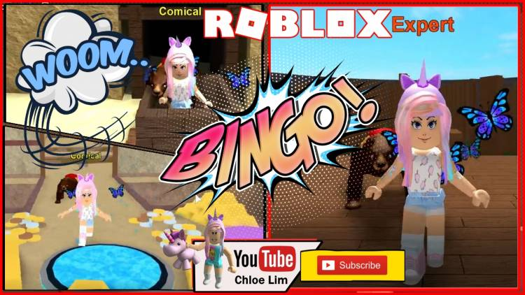 Roblox Epic Minigames Gamelog - March 8 2019