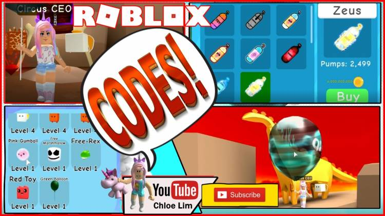 roblox alien simulator codes 2019 july Roblox Balloon Simulator Gamelog March 14 2019 Free Blog Directory