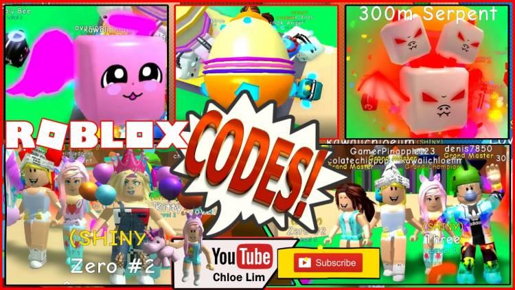 Roblox Bubble Gum Simulator Gamelog - March 25 2019
