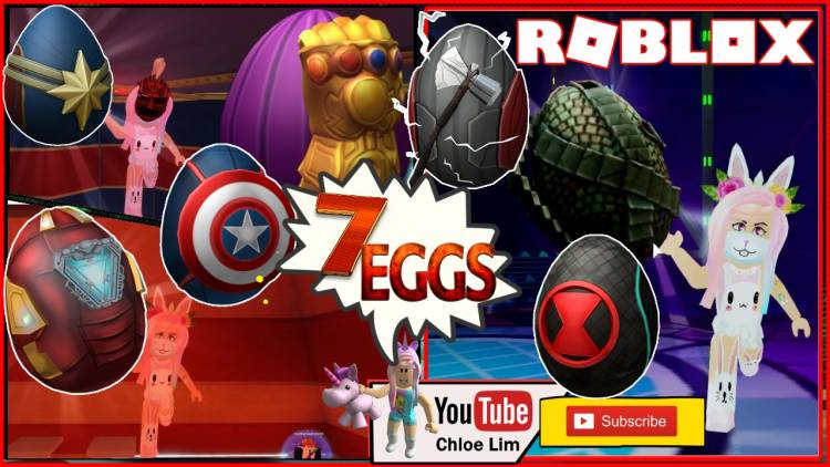 Roblox Egg Hunt 2019 Scrambled In Time Gamelog - April 22 2019