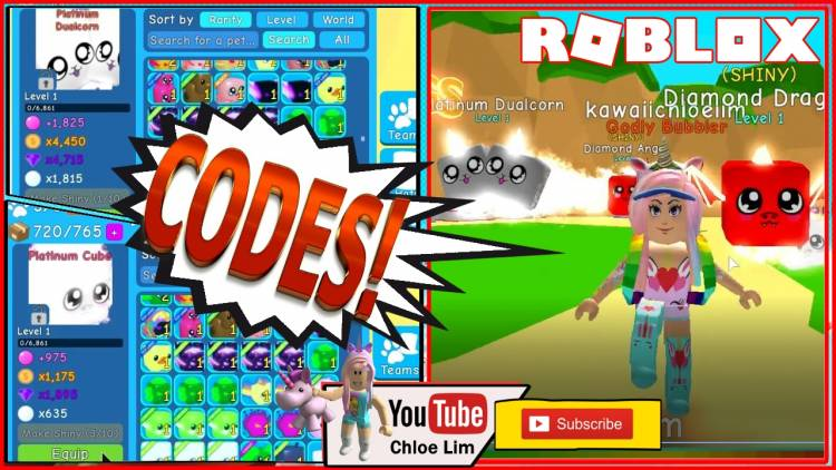 Roblox Bubble Gum Simulator Gamelog - June 15 2019