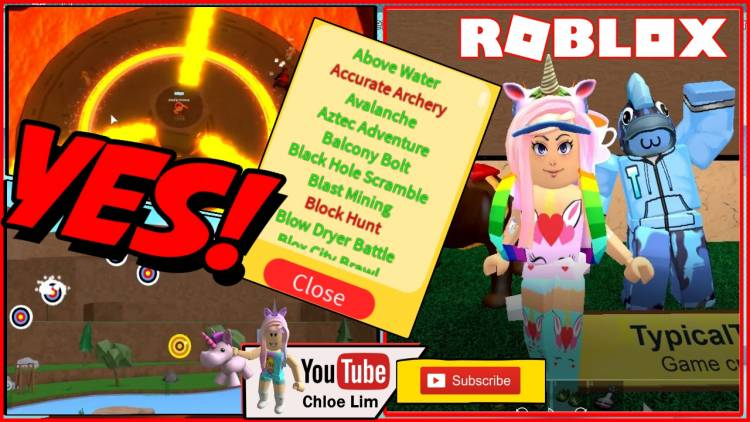 Roblox Epic Minigames Gamelog - July 17 2019