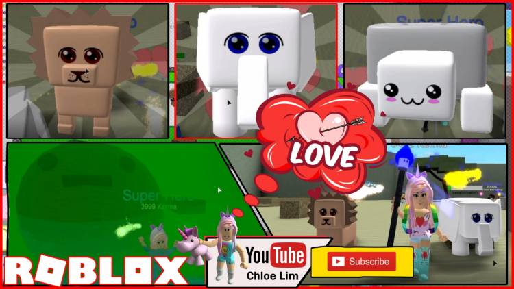 Roblox Animal Rescue Gamelog - September 01 2019