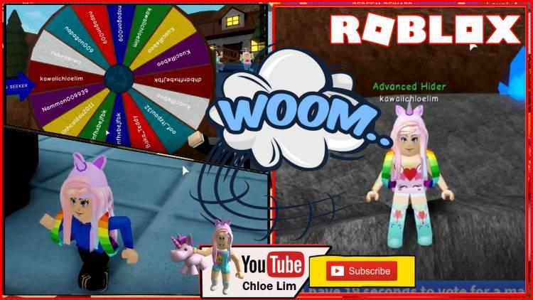 Roblox Hide and Seek ROBLOX Gamelog - September 02 2019