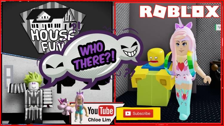 Roblox FunHouse Gamelog - September 05 2019