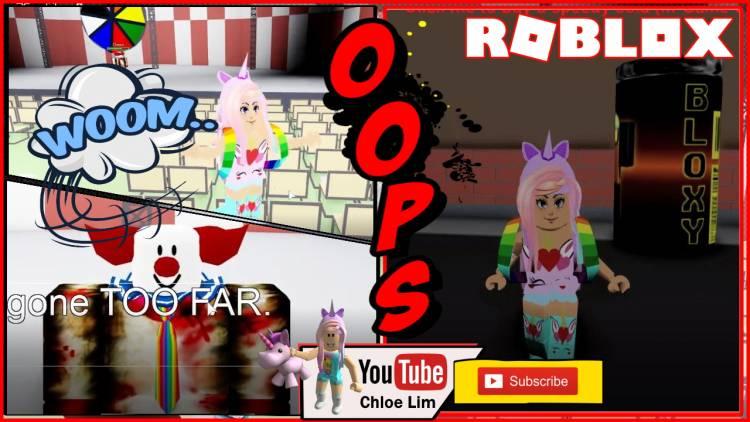 Roblox Circus Gamelog - September 07 2019