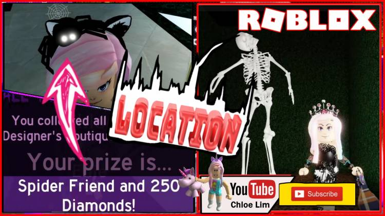 Roblox Royale High Halloween Event Gamelog - October 05 2019