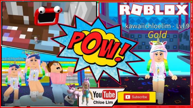 Roblox Colour Cubes Gamelog - November 17 2019
