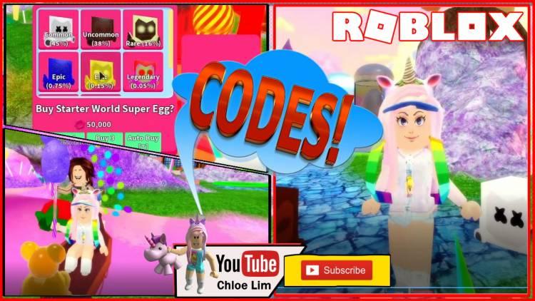Roblox Cotton Candy Simulator Gamelog - November 29 2019
