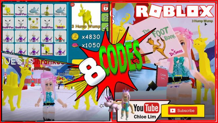 Roblox Dr. Seuss Simulator Gamelog - December 20 2019