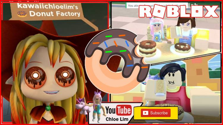 Roblox Donut Bakery Life Gamelog - July 07 2020