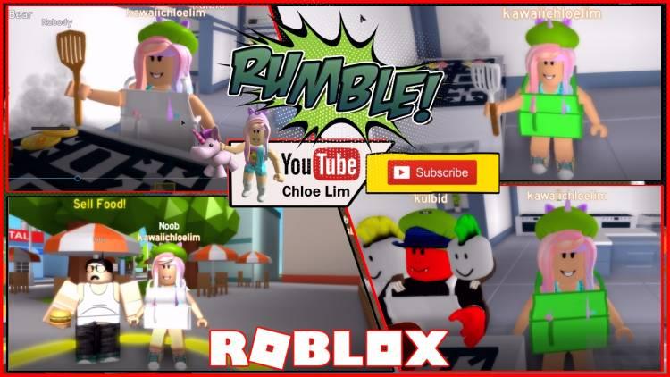 Roblox Cooking Simulator Gamelog - June 3 2018