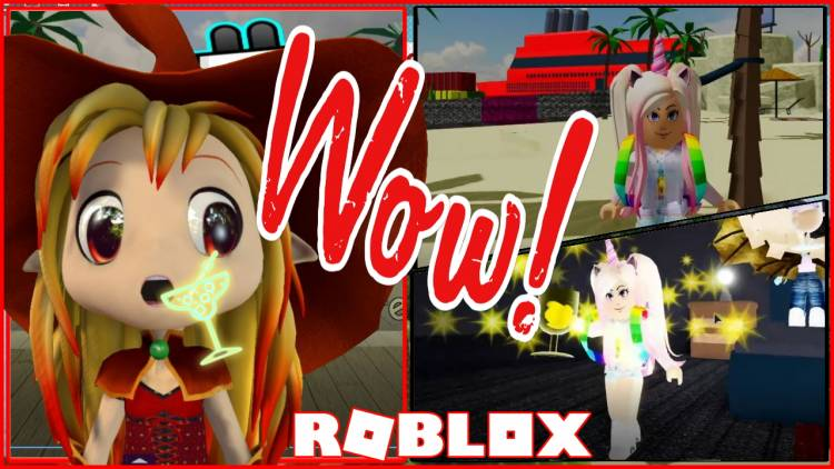 Roblox The Ship Gamelog - February 03 2020