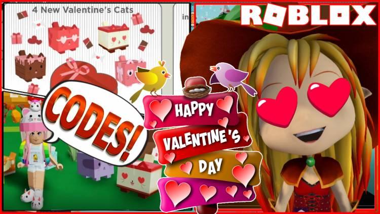Roblox My Cat Box Gamelog - February 14 2020