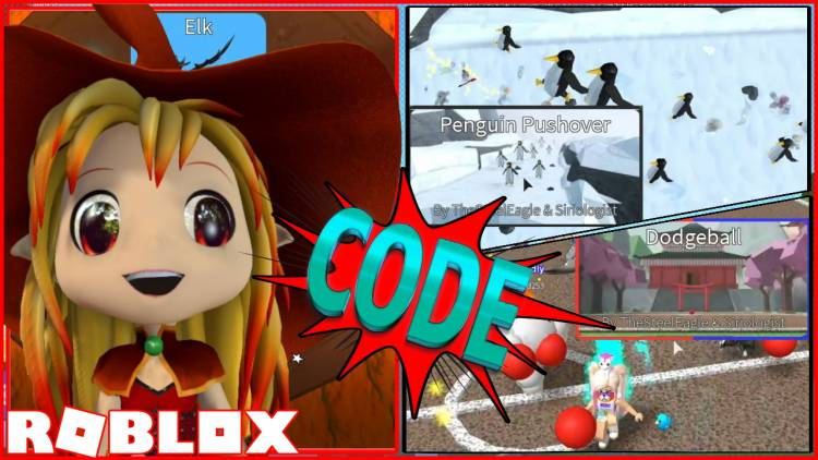Roblox Epic Minigames Gamelog - February 17 2020