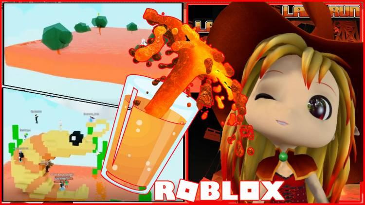 Roblox Lava Run Gamelog - February 23 2020