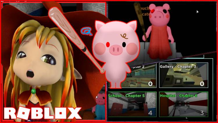 Roblox Piggy Gamelog - March 16 2020