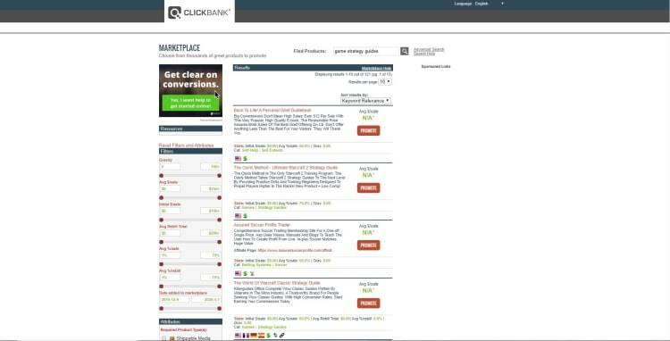 Game Strategy Guides [ClickBank Marketplace 2020]
