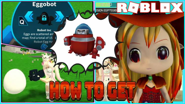 Roblox Robot Inc Gamelog - April 21 2020