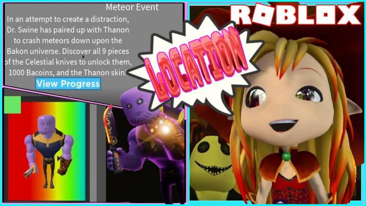 Roblox Bakon Gamelog - May 19 2020