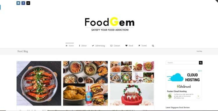 Food and Travel - Singapore Blog | Food Blog Singapore | Singapore Food Blog | Food Blog | Best Food in Singapore | Blogger Singapore