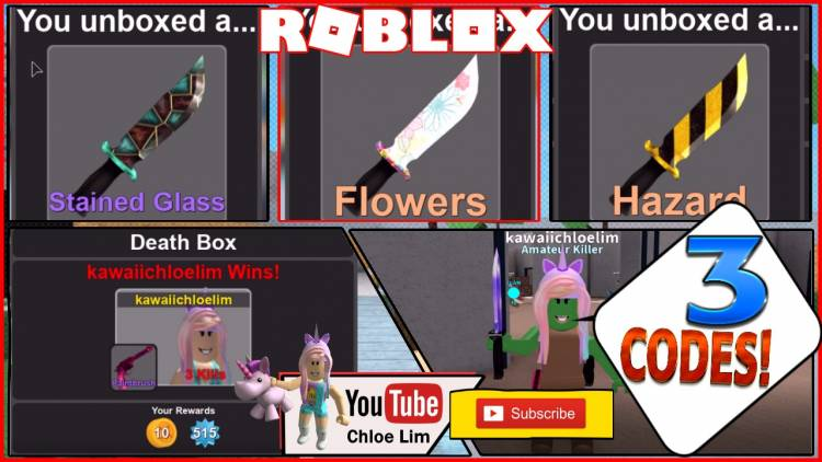 Roblox Murder Simulator Gamelog - June 20 2018