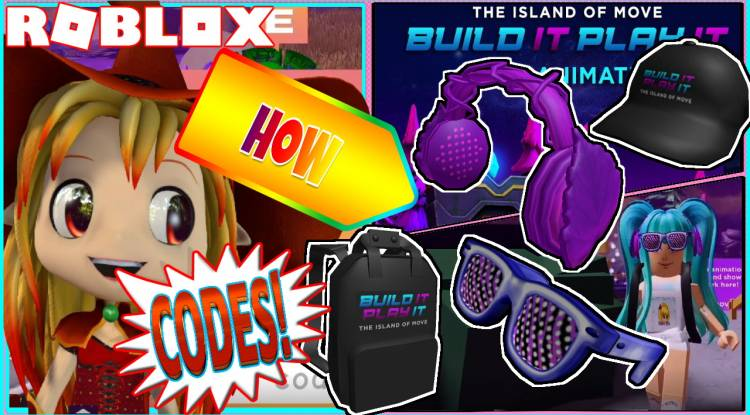 Roblox Island of Move Gamelog - July 18 2020