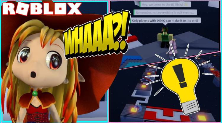 Roblox IQ Obby Gamelog - August 20 2020