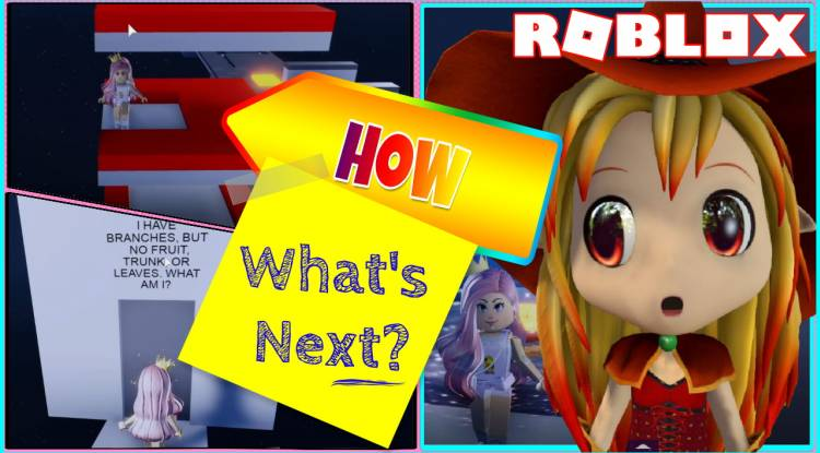 Roblox IQ Obby Gamelog - August 21 2020